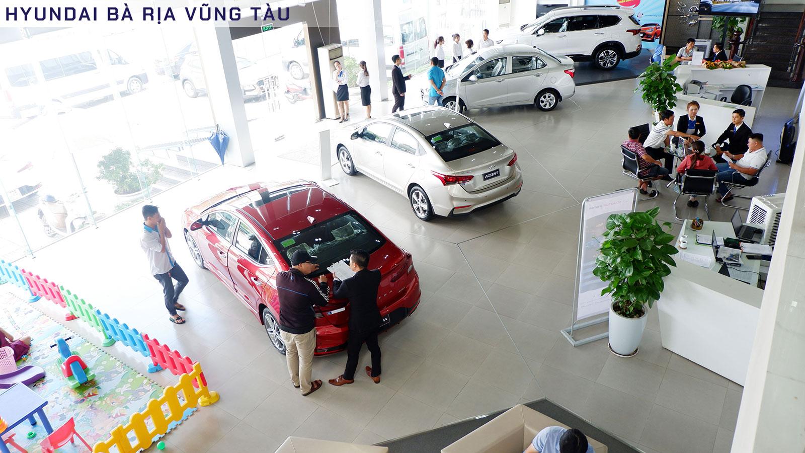 Đại Lý Hyundai Bà Rịa Vũng Tàu